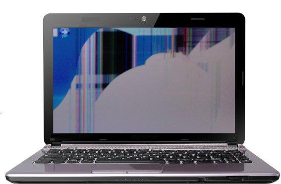 Zamena displeja - ekrana na laptopu novi sad